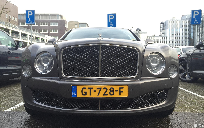 Bentley Mulsanne Speed 2015 14 January 2016 Autogespot