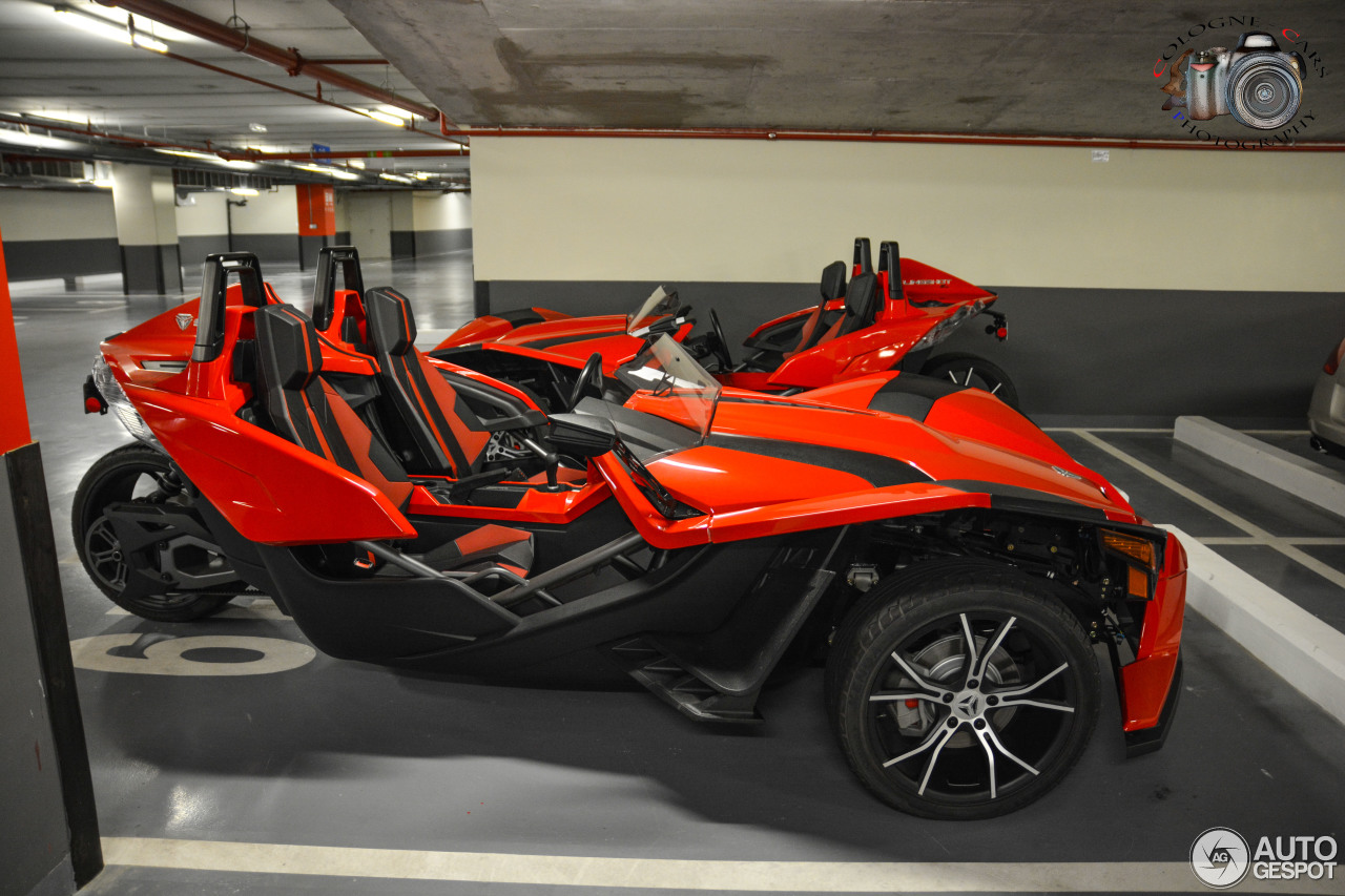 polaris slingshot sl 14 january 2016 autogespot. Black Bedroom Furniture Sets. Home Design Ideas