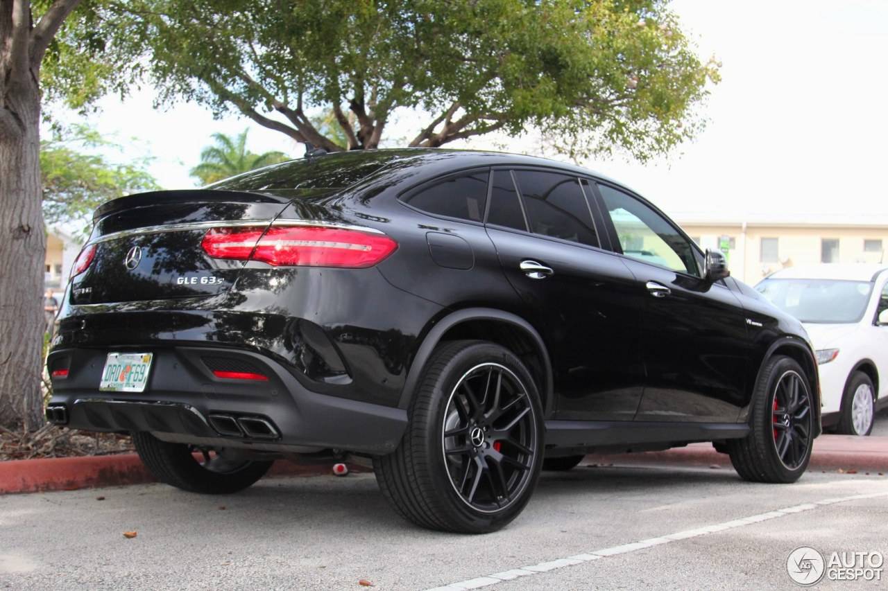 mercedes amg gle 63 s coup 16 january 2016 autogespot. Black Bedroom Furniture Sets. Home Design Ideas