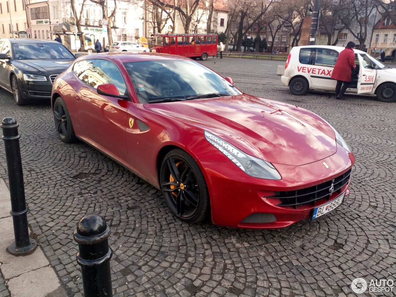 ferrari ff 17 january 2016 autogespot. Black Bedroom Furniture Sets. Home Design Ideas