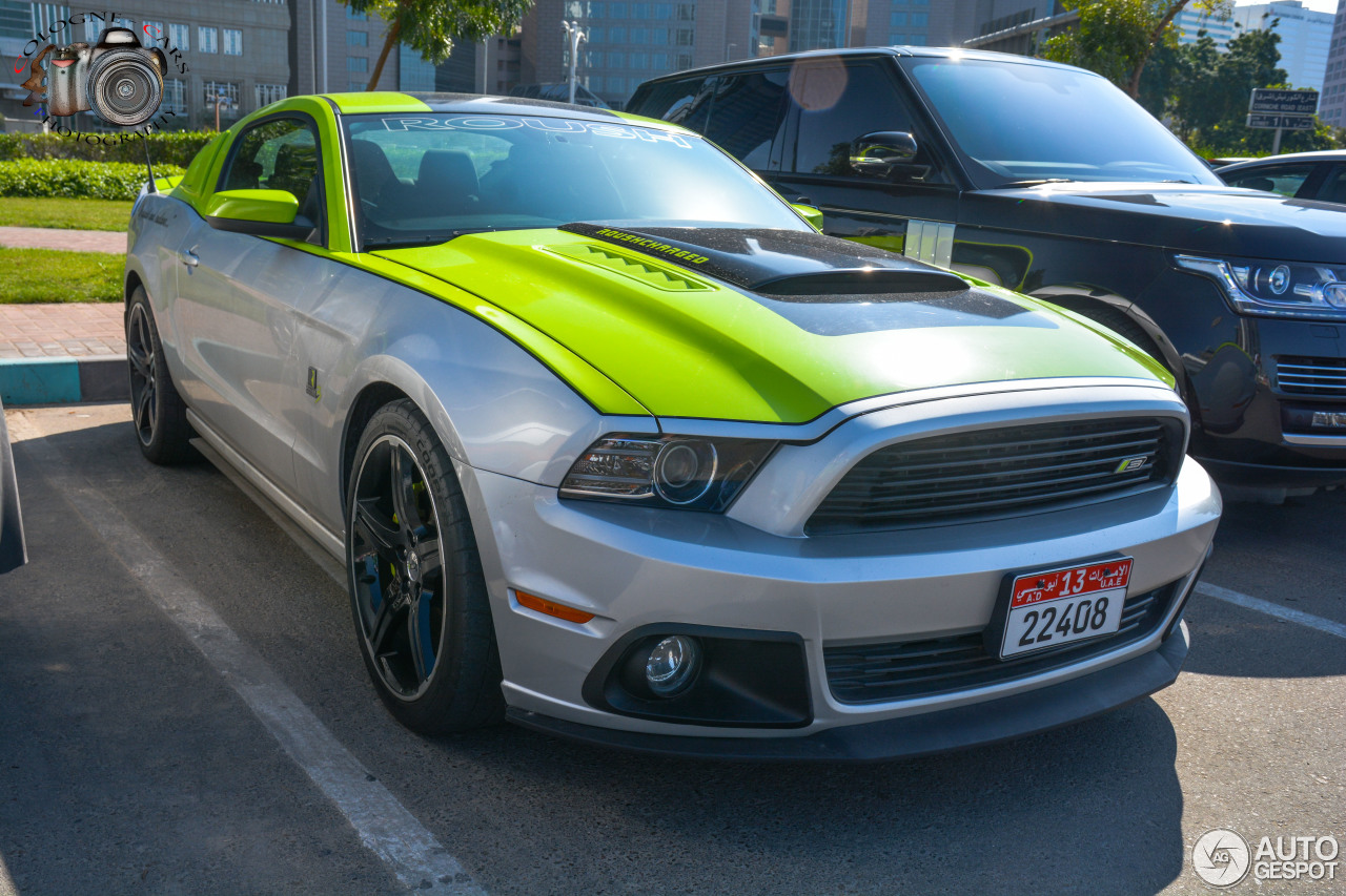 ford mustang roush stage 3 2013 17 january 2016 autogespot. Black Bedroom Furniture Sets. Home Design Ideas