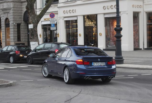 Alpina D3 Bi-Turbo Sedan 2013