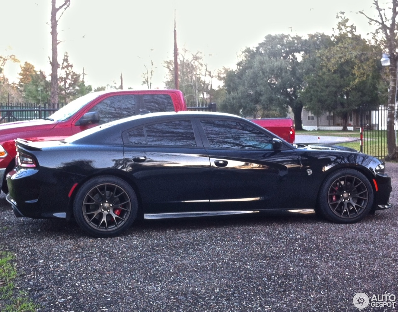 17 Charger Hellcat >> Dodge Charger SRT Hellcat 2015 - 18 January 2016 - Autogespot