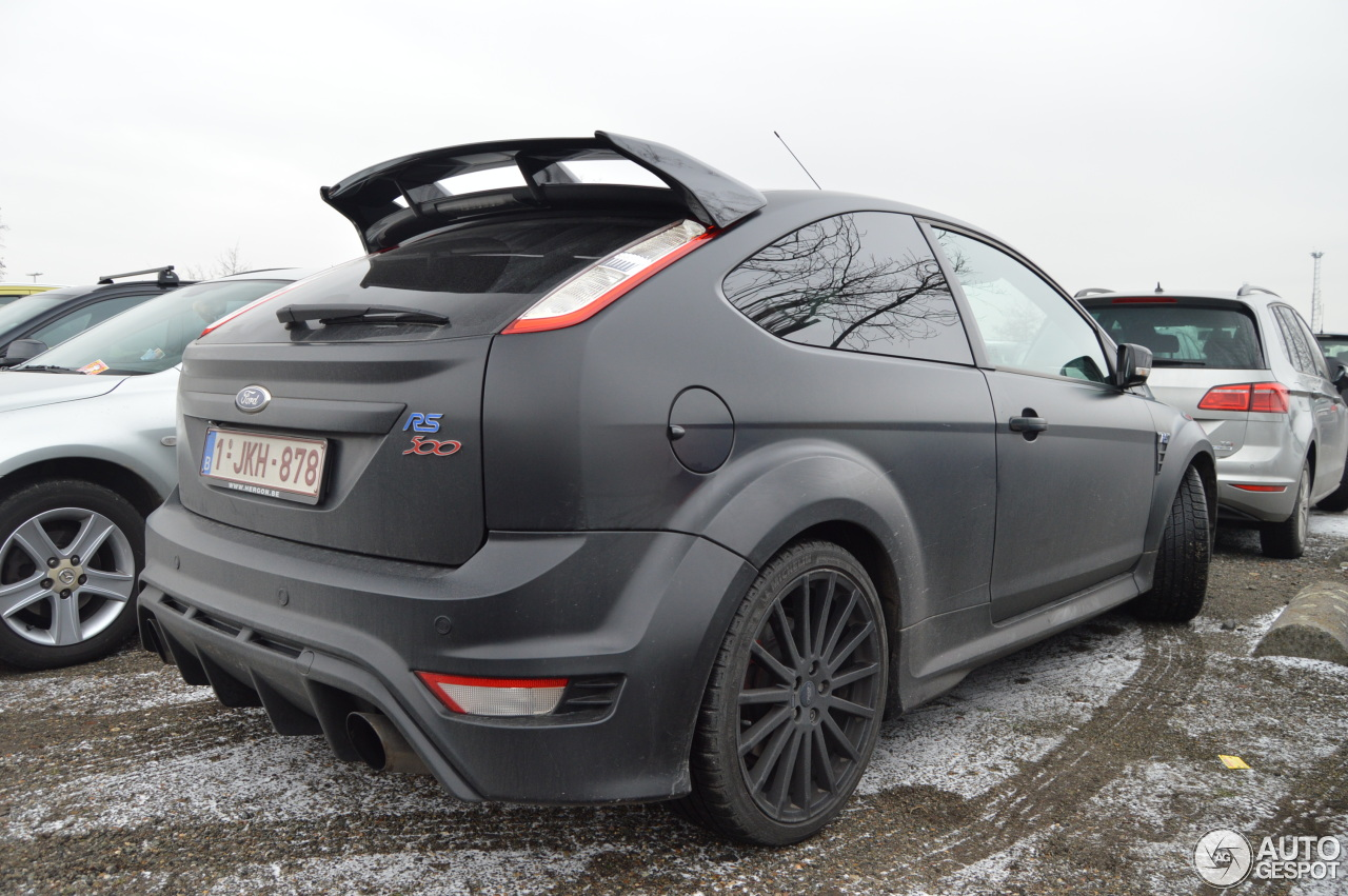 Ford Focus RS 500 - 20 January 2016 - Autogespot