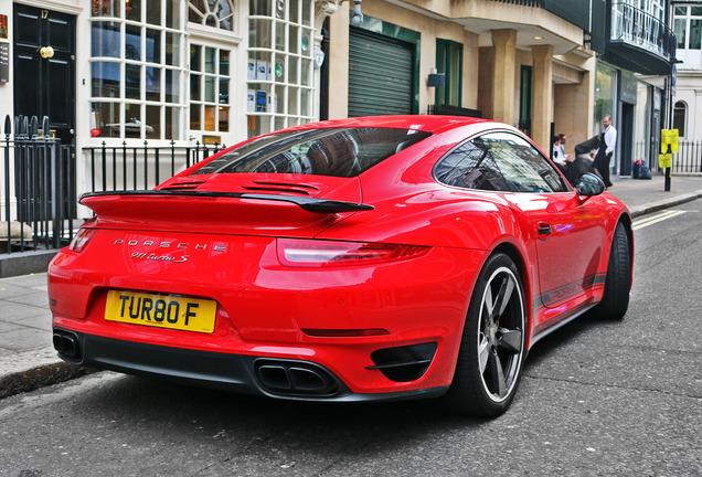 Porsche 991 Turbo S Exclusive GB Edition