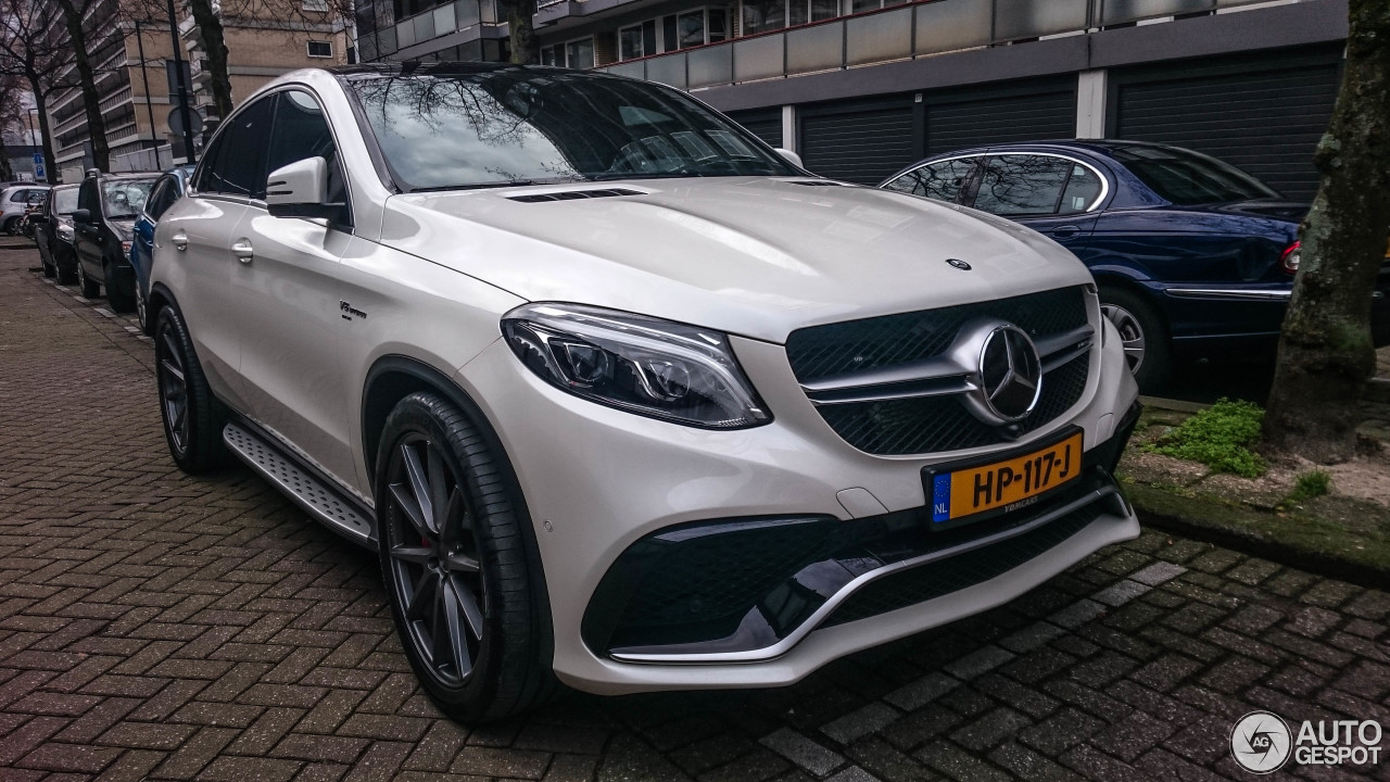 mercedes amg gle 63 s coup 22 january 2016 autogespot. Black Bedroom Furniture Sets. Home Design Ideas