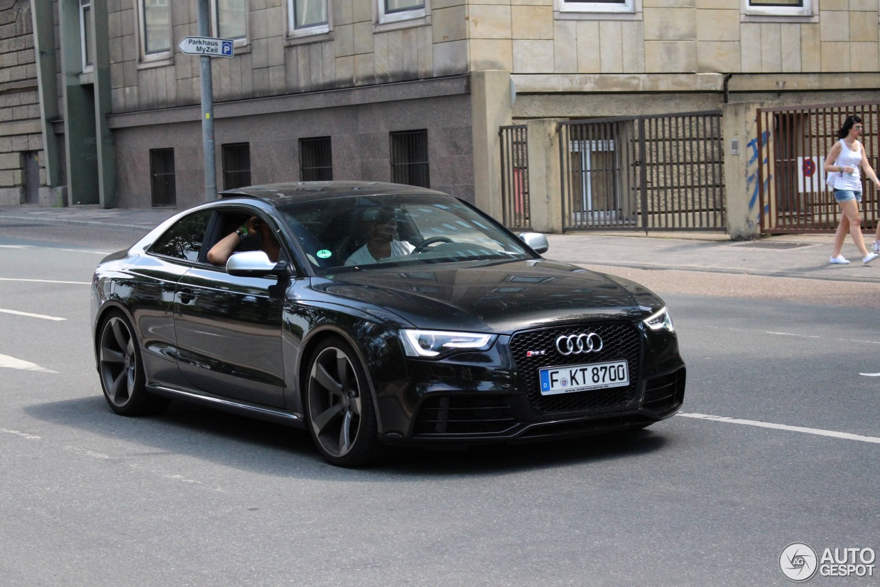 Audi Rs5 B8 2012 24 January 2016 Autogespot