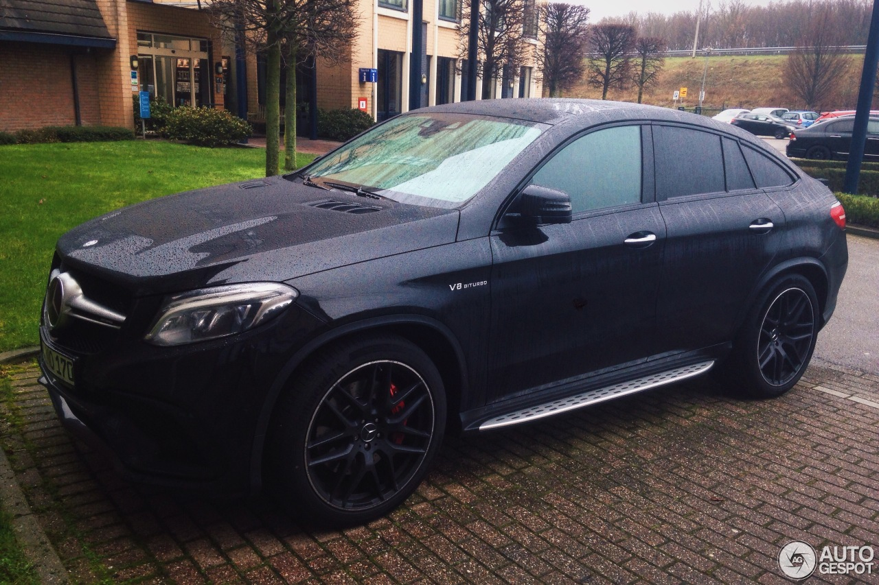 mercedes amg gle 63 s coup 24 january 2016 autogespot. Black Bedroom Furniture Sets. Home Design Ideas