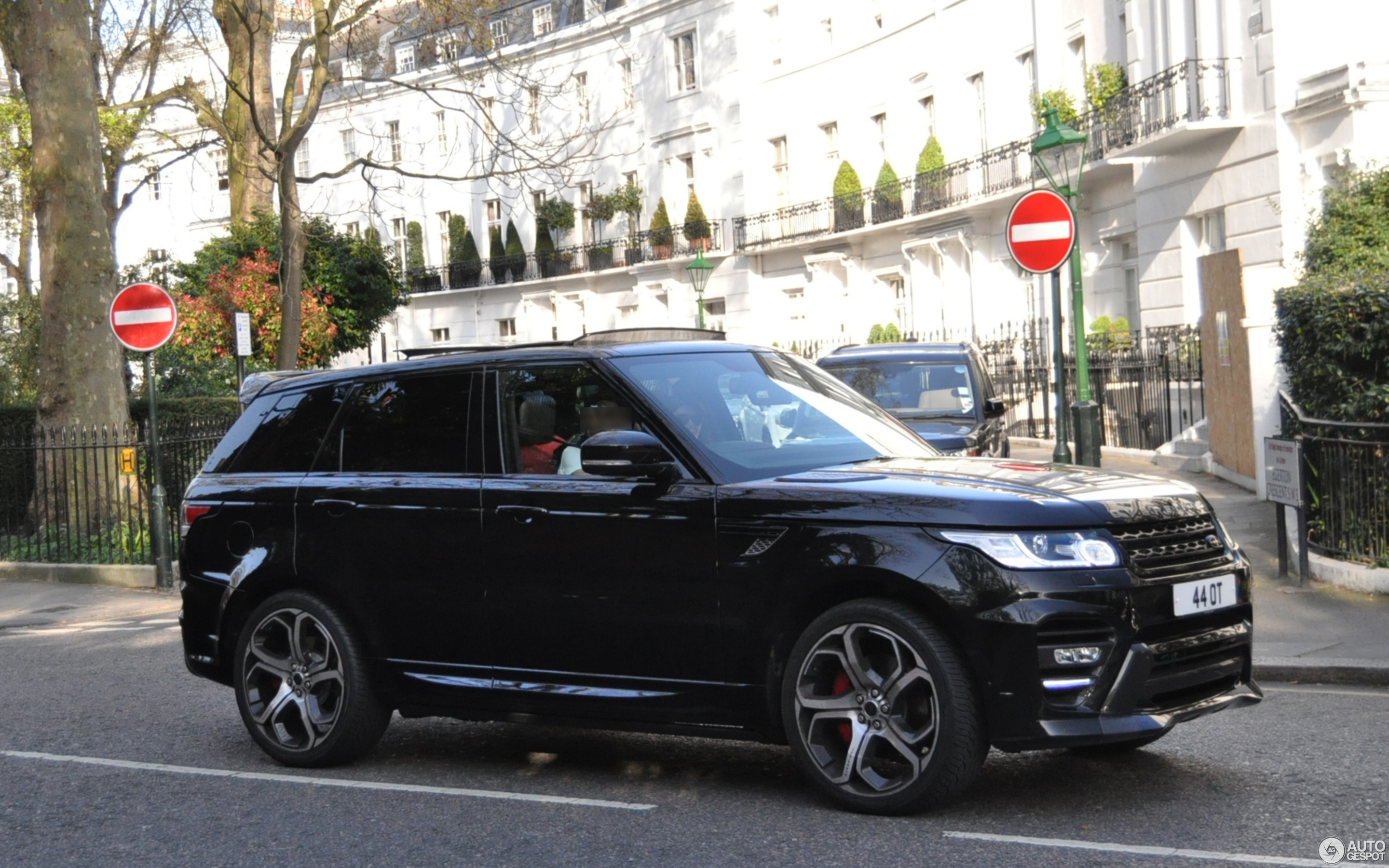 Range Rover Autobiography 2016 >> Land Rover Overfinch Range Rover Sport Autobiography 2014 ...