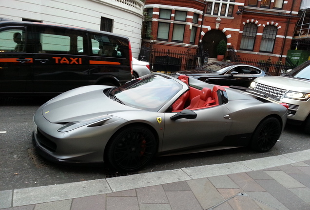 Ferrari 458 Spider Hamann