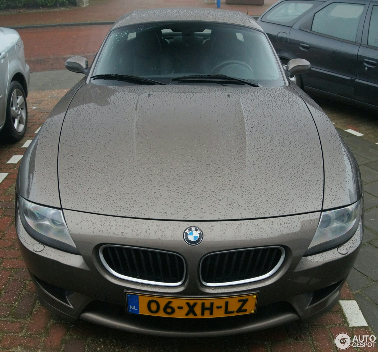 Bmw Z4 M Coupe: BMW Z4 M Roadster