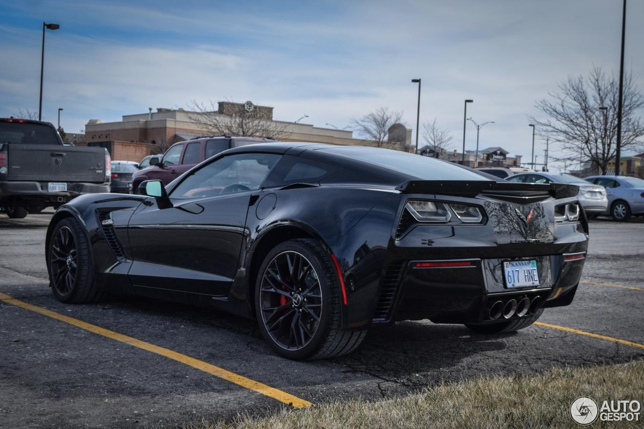 Chevrolet Corvette C7 Z06 26 January 2016 Autogespot