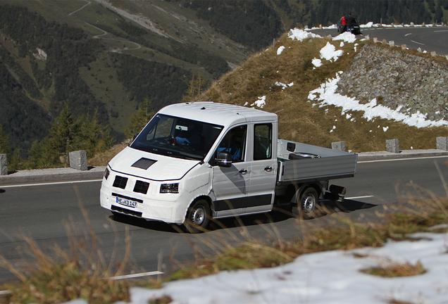 Volkswagen Crafter Pick-up 2016