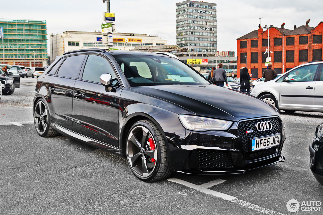 Audi Rs3 Sportback 8v 29 January 2016 Autogespot