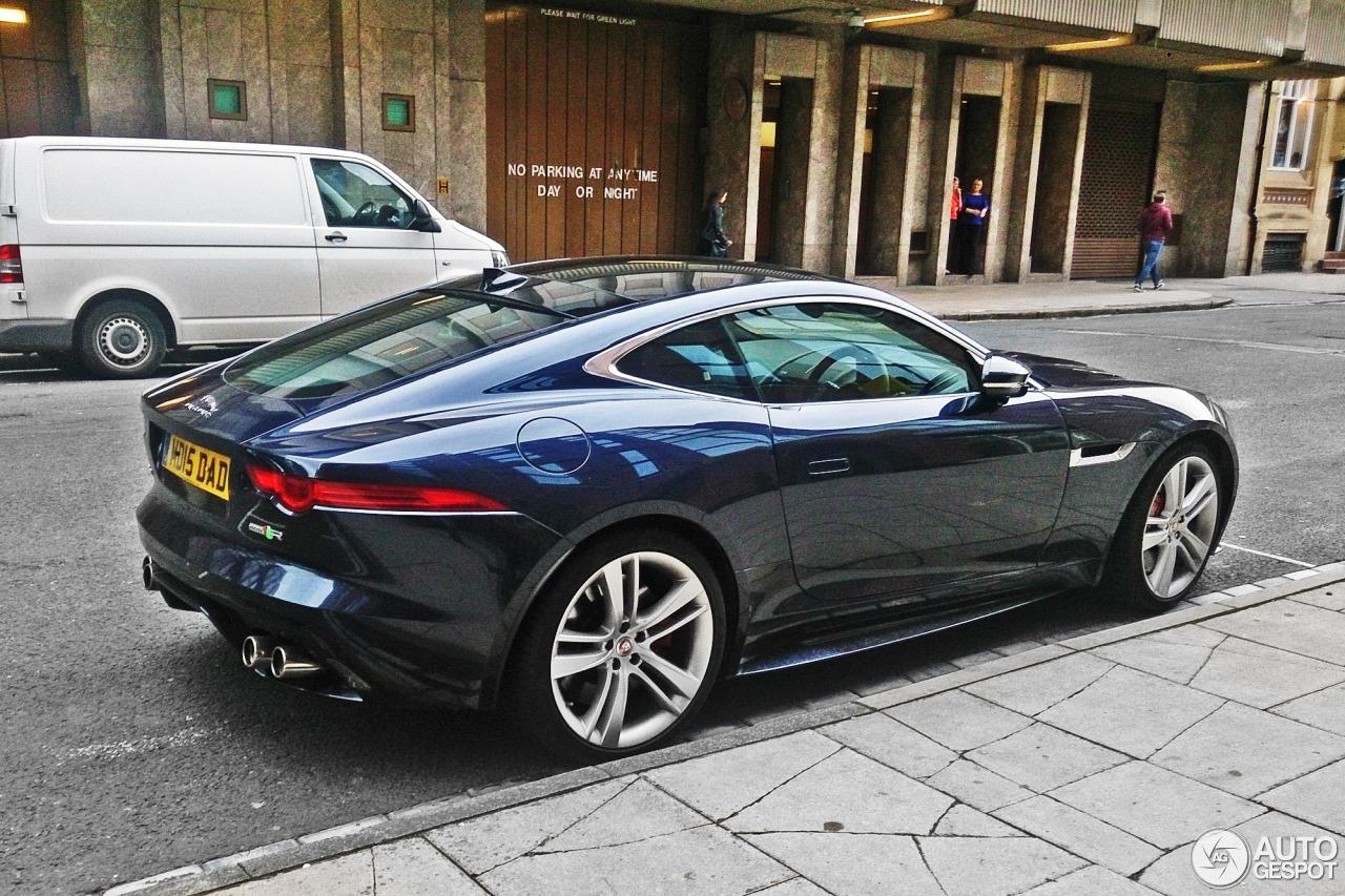 Jaguar F-TYPE R AWD Coupé - 29 January 2016 - Autogespot