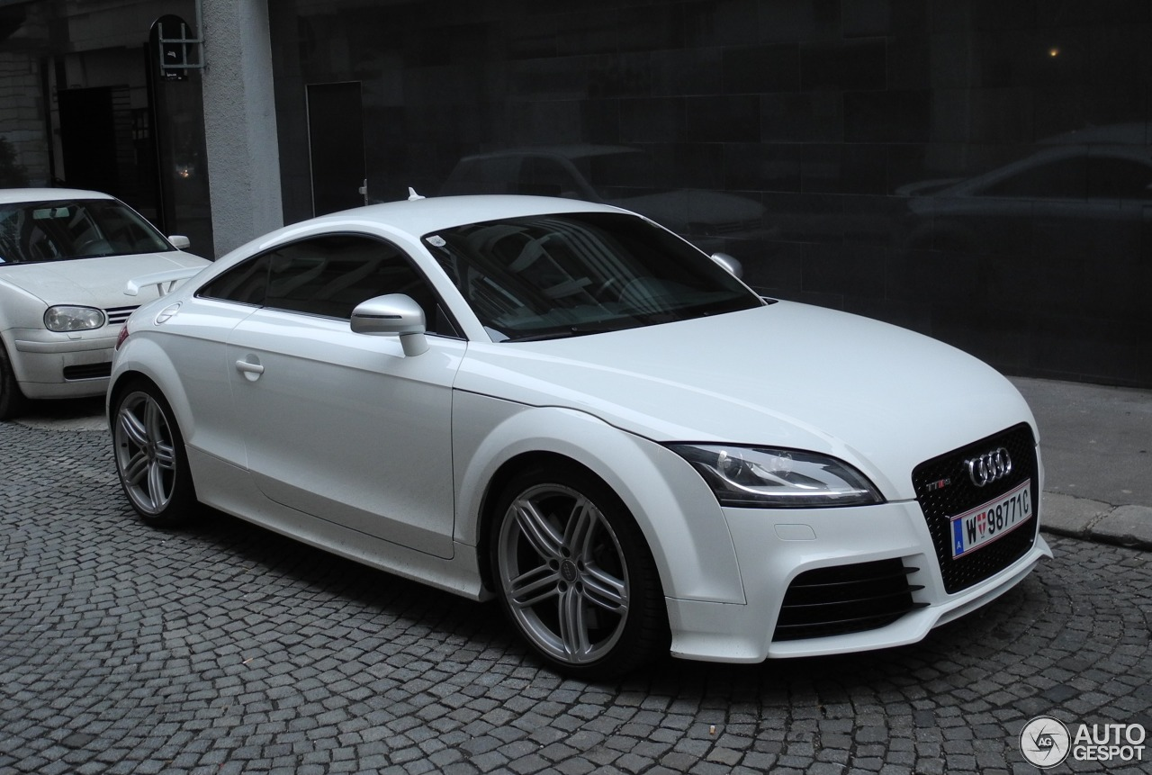 Audi TT-RS - 30 January 2016 - Autogespot