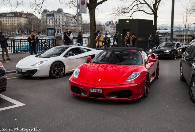 Ferrari F430 Spider Novitec Rosso