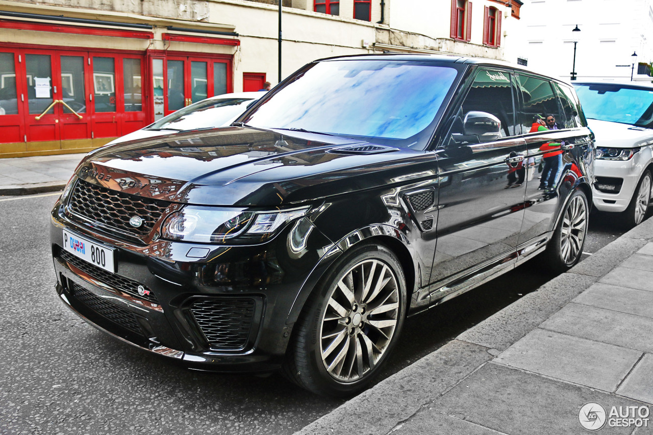 land rover range rover sport svr 2 february 2016 autogespot. Black Bedroom Furniture Sets. Home Design Ideas