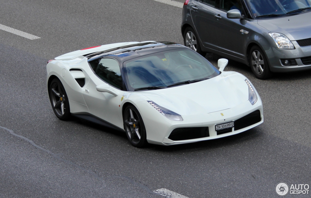 ferrari 488 gtb 3 february 2016 autogespot. Black Bedroom Furniture Sets. Home Design Ideas