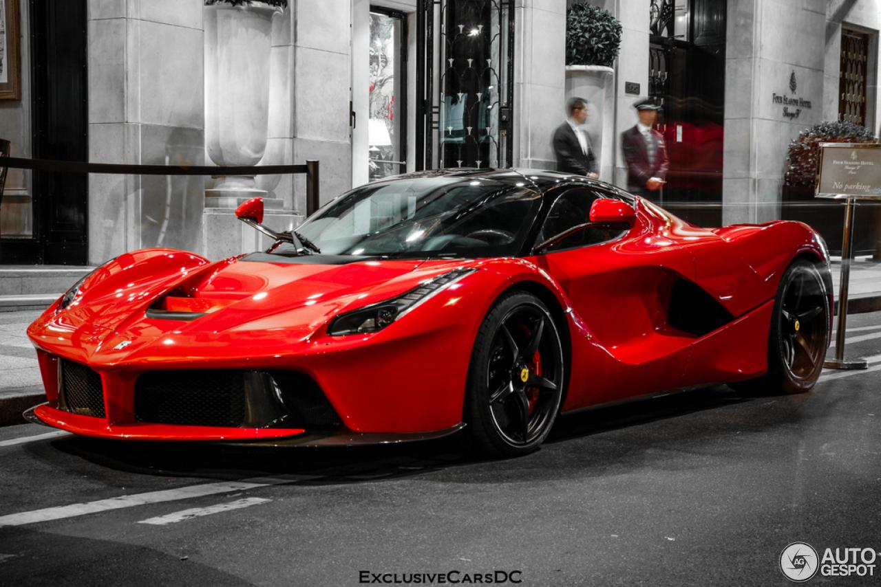 Ferrari Laferrari 3 February 2016 Autogespot