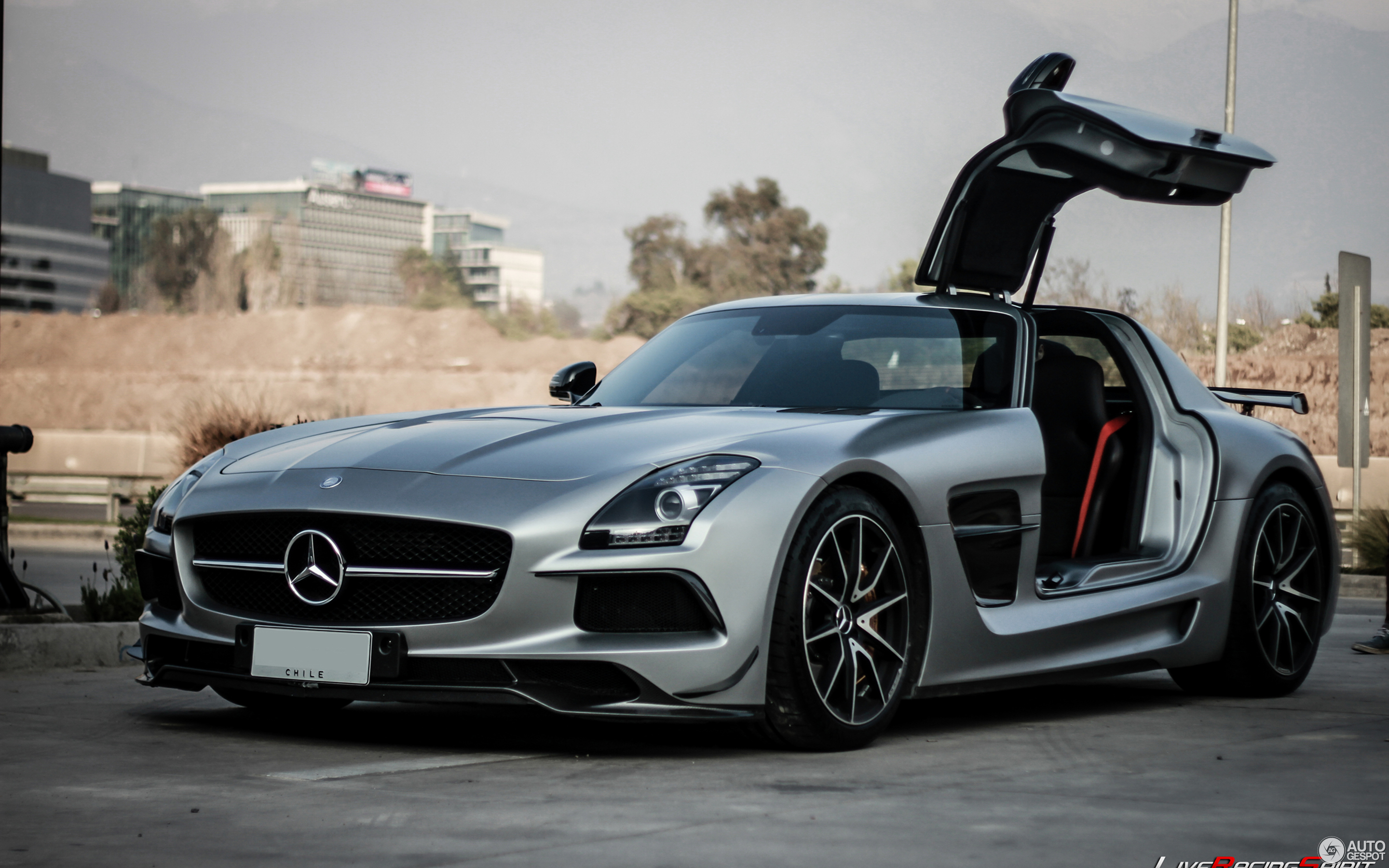 Mercedes Benz Sls Amg Black Series 3 February 2016 Autogespot