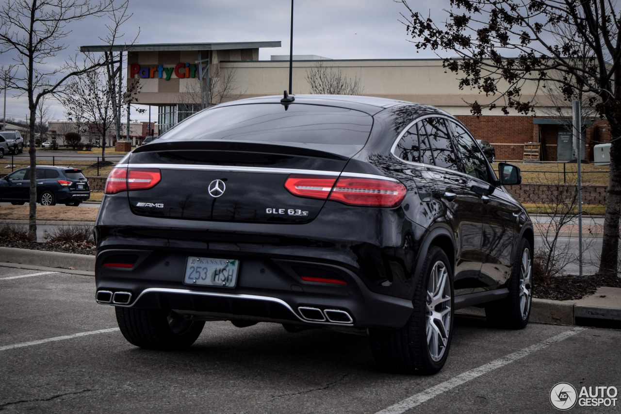 mercedes amg gle 63 s coup 6 february 2016 autogespot. Black Bedroom Furniture Sets. Home Design Ideas