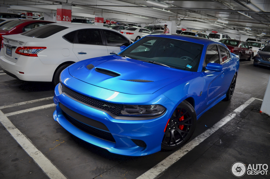 Charger Srt Hellcat >> Dodge Charger SRT Hellcat 2015 - 7 February 2016 - Autogespot