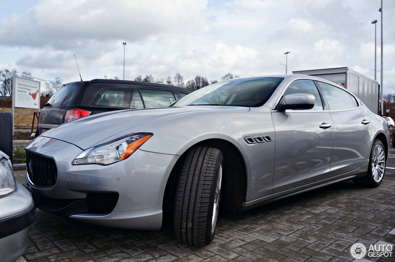 maserati quattroporte s q4 2013 7 februari 2016 autogespot. Black Bedroom Furniture Sets. Home Design Ideas