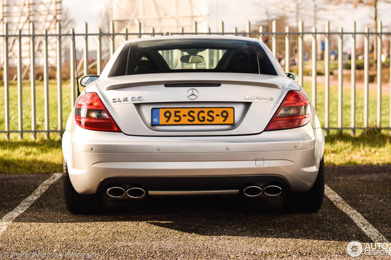 Mercedes benz slk 55 amg r171 7 februari 2016 autogespot for 2016 amg slk55 mercedes benz