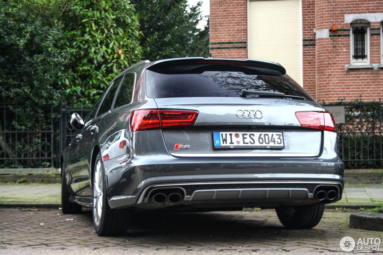 Audi S6 Avant C7 2015 8 Februar 2016 Autogespot