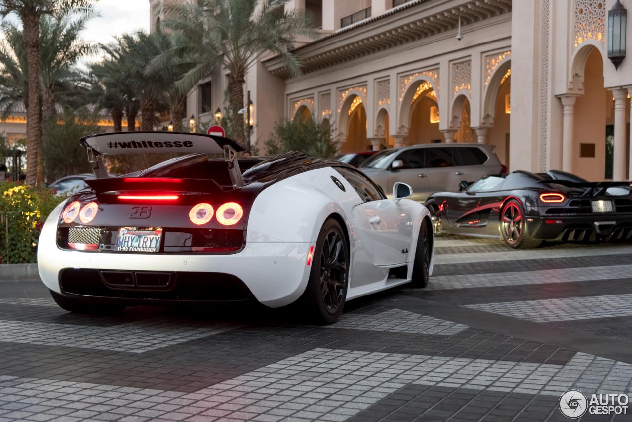 bugatti veyron 16 4 grand sport vitesse l 39 orque blanc 8 february 2016 autogespot. Black Bedroom Furniture Sets. Home Design Ideas