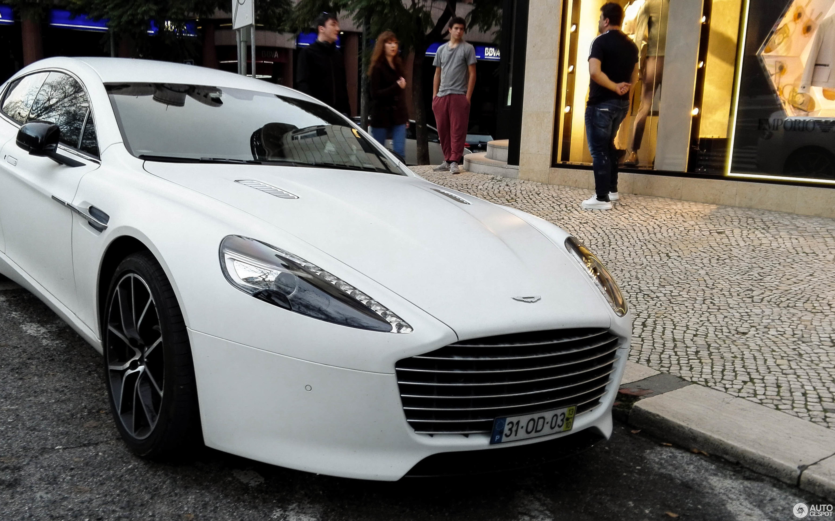 Aston Martin Rapide S 8 February 2016 Autogespot