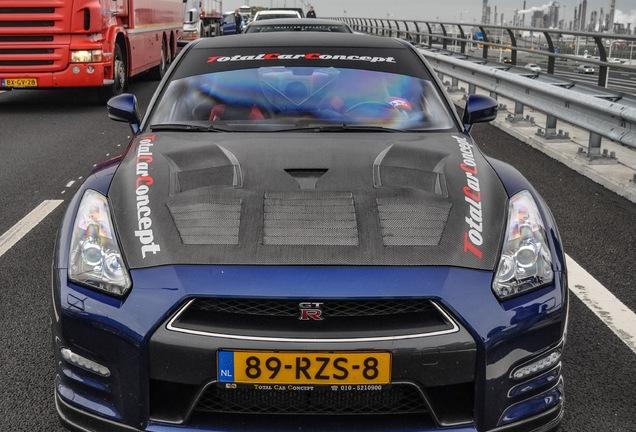 Nissan GT-R Switzer P1K 2011