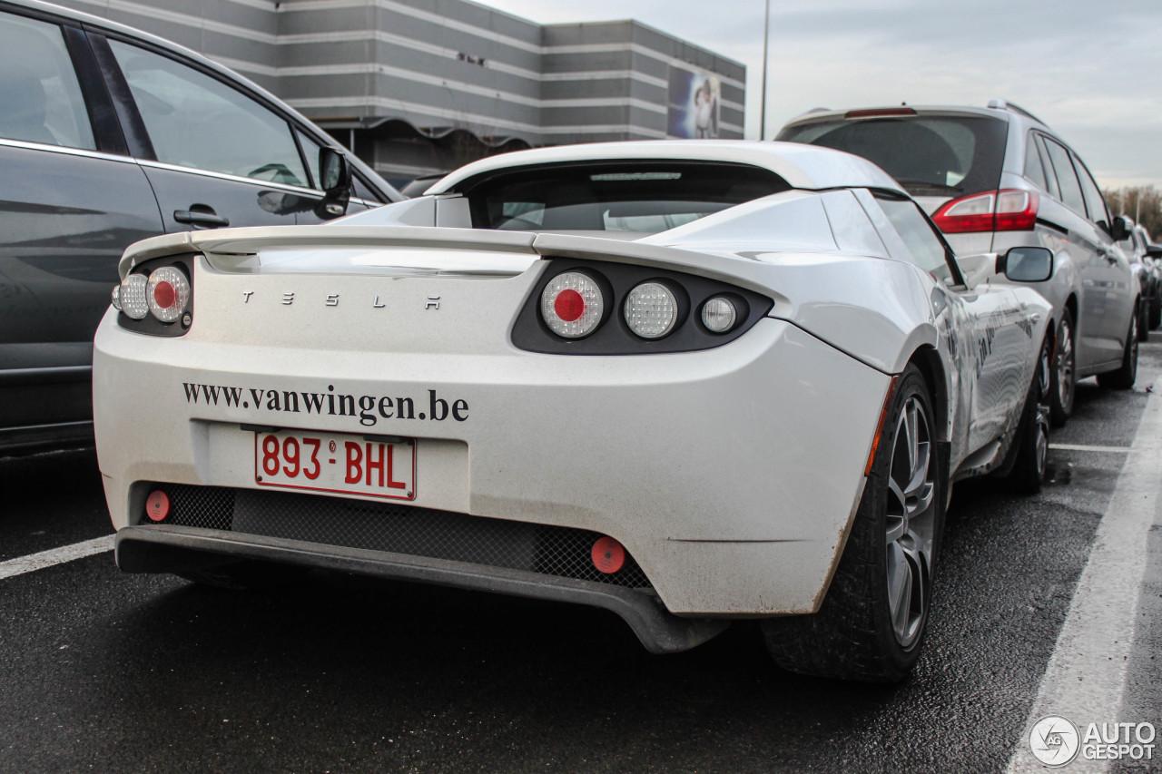 Tesla Motors Roadster 10 February 2016 Autogespot