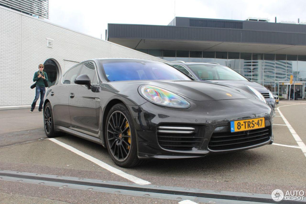 Porsche Panamera Turbo S Executive Mkii 11 Fvrier 2016