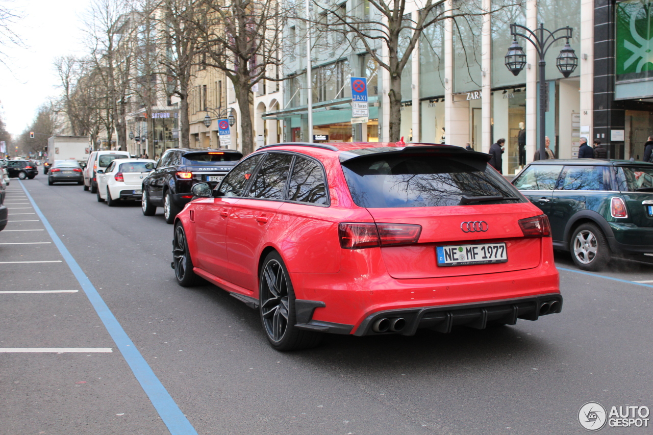 audi abt rs6 r avant c7 2015 12 februar 2016 autogespot. Black Bedroom Furniture Sets. Home Design Ideas