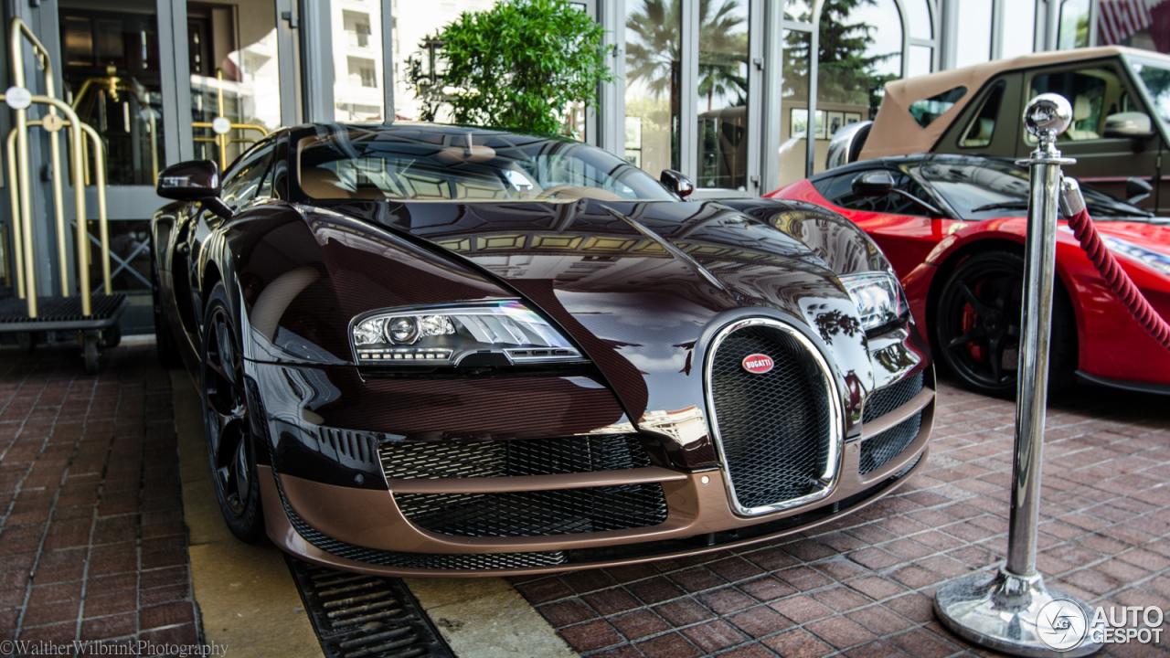 bugatti veyron 16 4 grand sport vitesse rembrandt bugatti 12 februari 2016 autogespot. Black Bedroom Furniture Sets. Home Design Ideas
