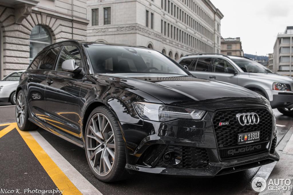 Audi Rs6 Avant C7 2015 13 Fvrier 2016 Autogespot