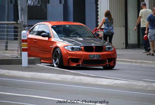 BMW 1 Series M Coupé Drive n Race