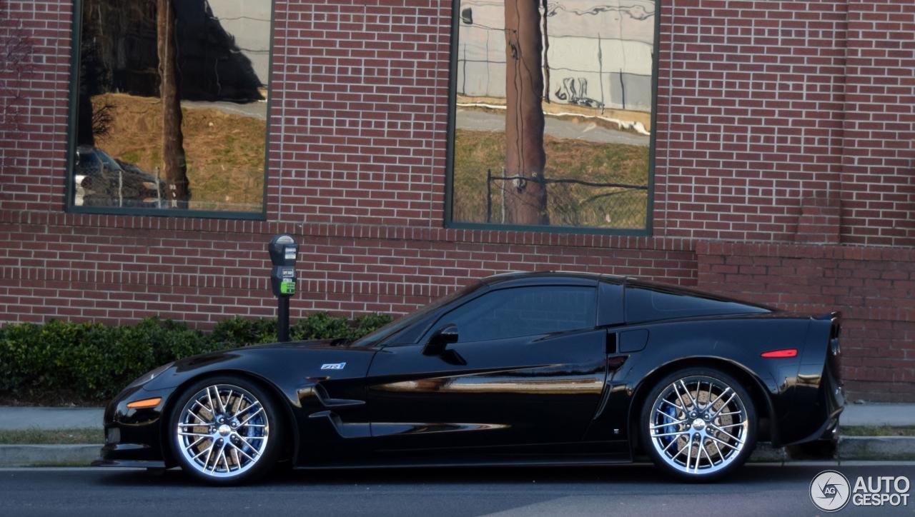 Chevrolet Corvette ZR1 - 15 February 2016 - Autogespot