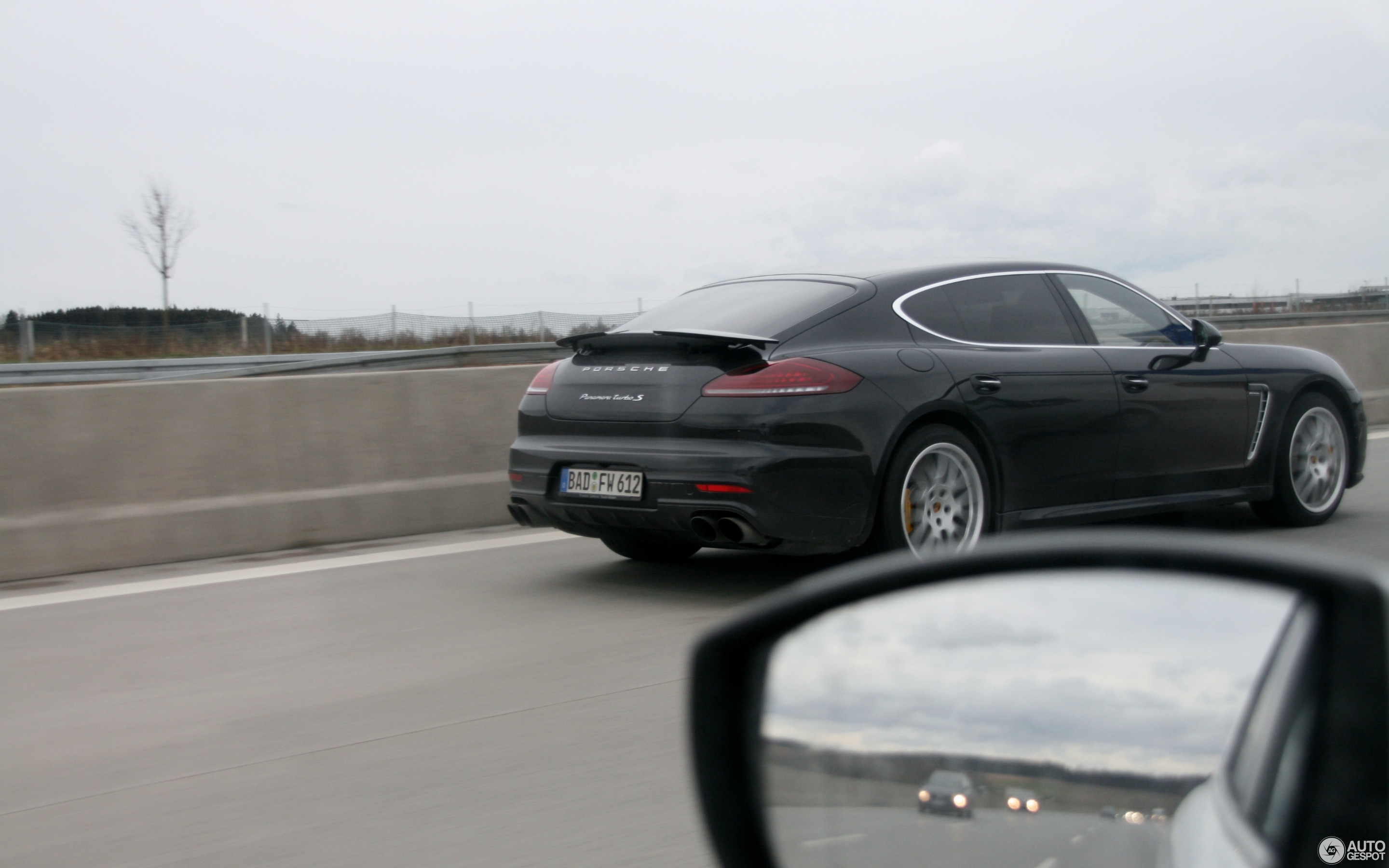 Porsche 970 Panamera Turbo S Exclusive Series MkII