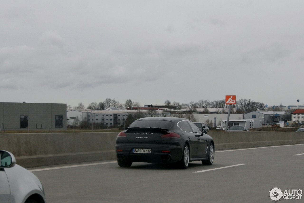 Porsche Panamera Turbo S MkII Exclusive Series