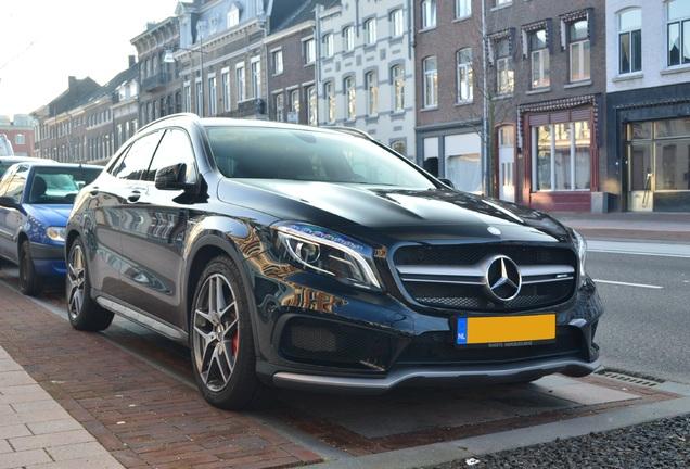 Mercedes-AMG GLA 45 X156
