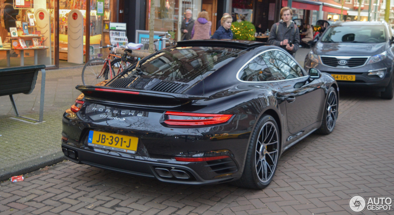 porsche 991 turbo s mkii 21 fvrier 2016 autogespot. Black Bedroom Furniture Sets. Home Design Ideas