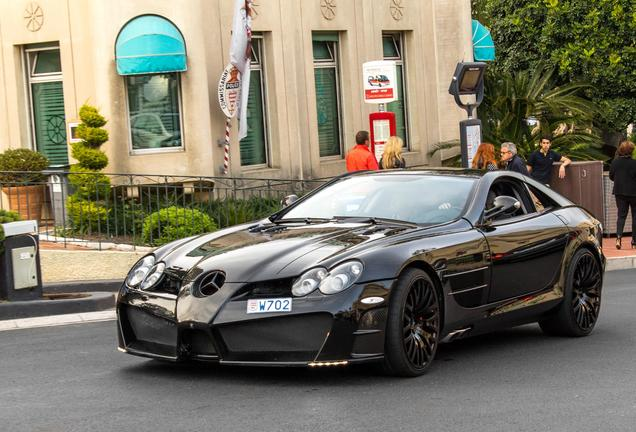 Mercedes-Benz Mansory SLR McLaren Renovatio