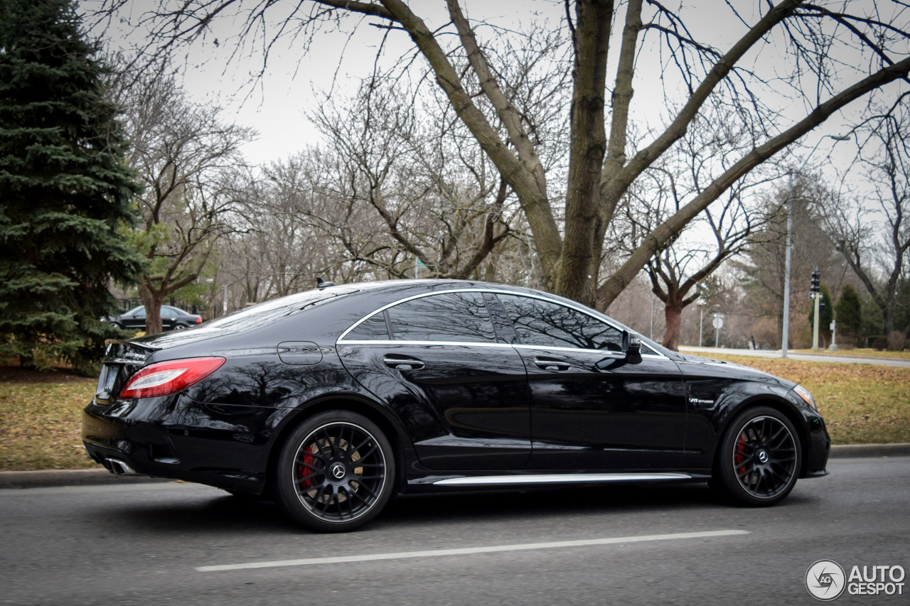 Mercedes benz cls 63 amg s c218 2015 23 february 2016 for Mercedes benz s 63 amg