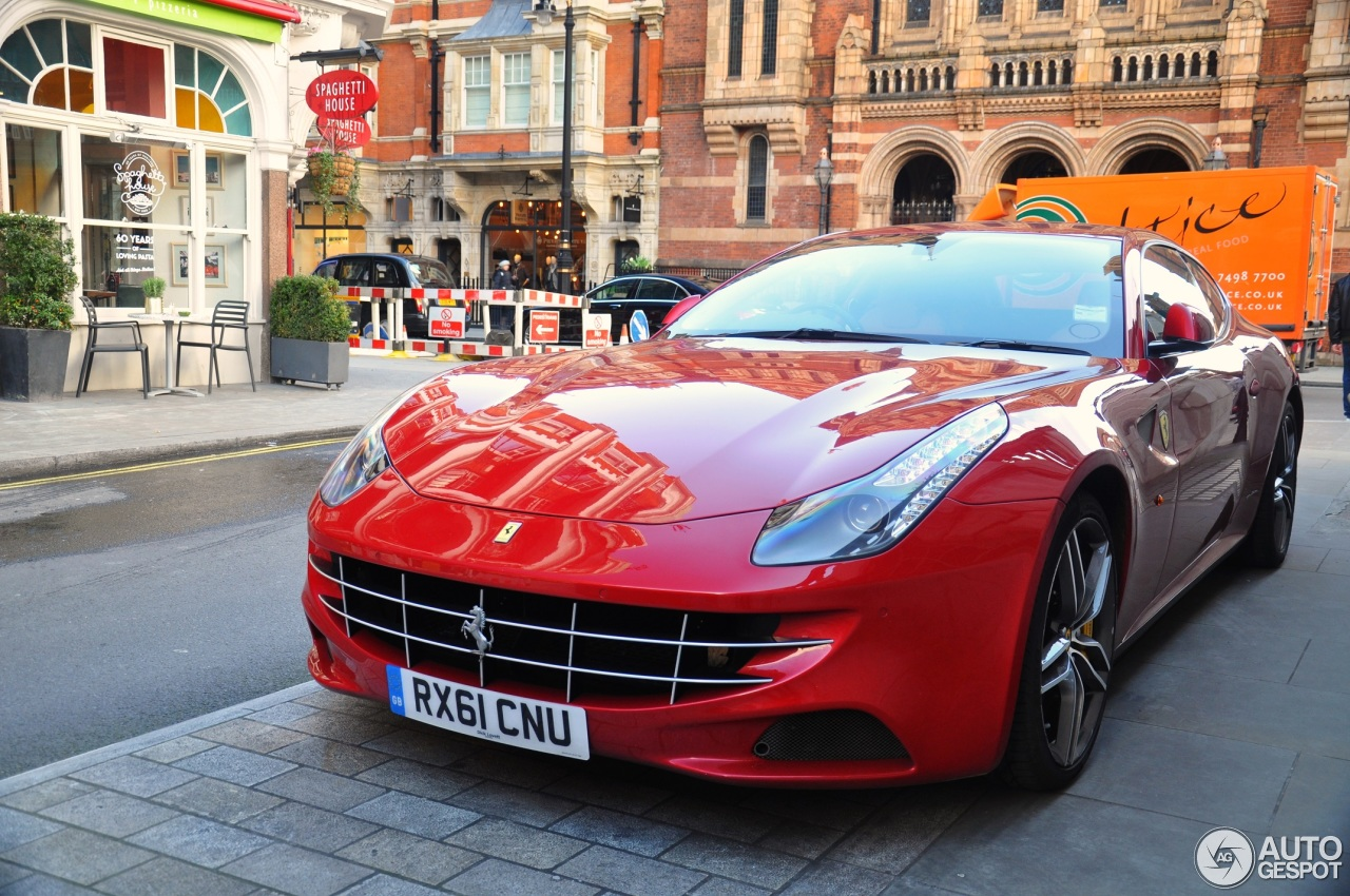 ferrari ff 24 february 2016 autogespot. Black Bedroom Furniture Sets. Home Design Ideas
