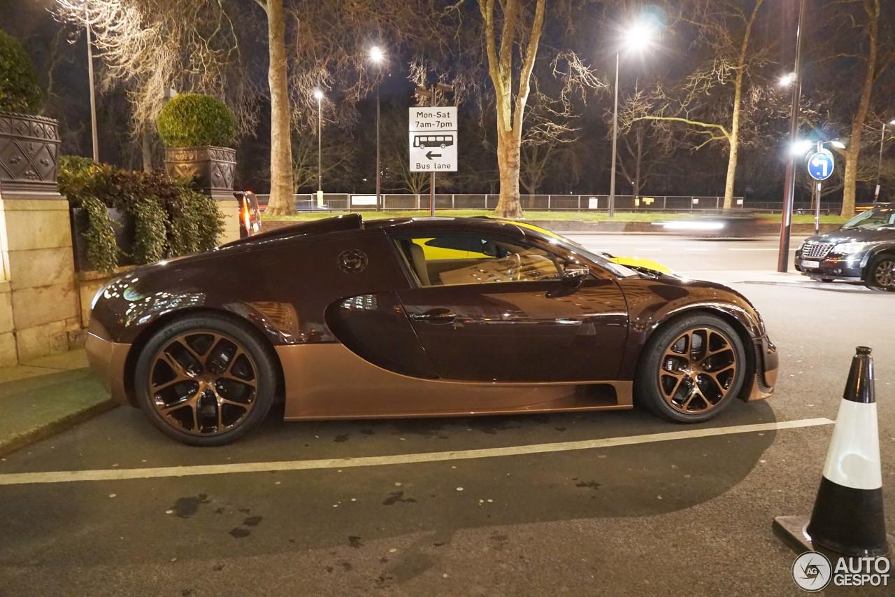 bugatti veyron 16 4 grand sport vitesse rembrandt bugatti 26 february 2016 autogespot. Black Bedroom Furniture Sets. Home Design Ideas