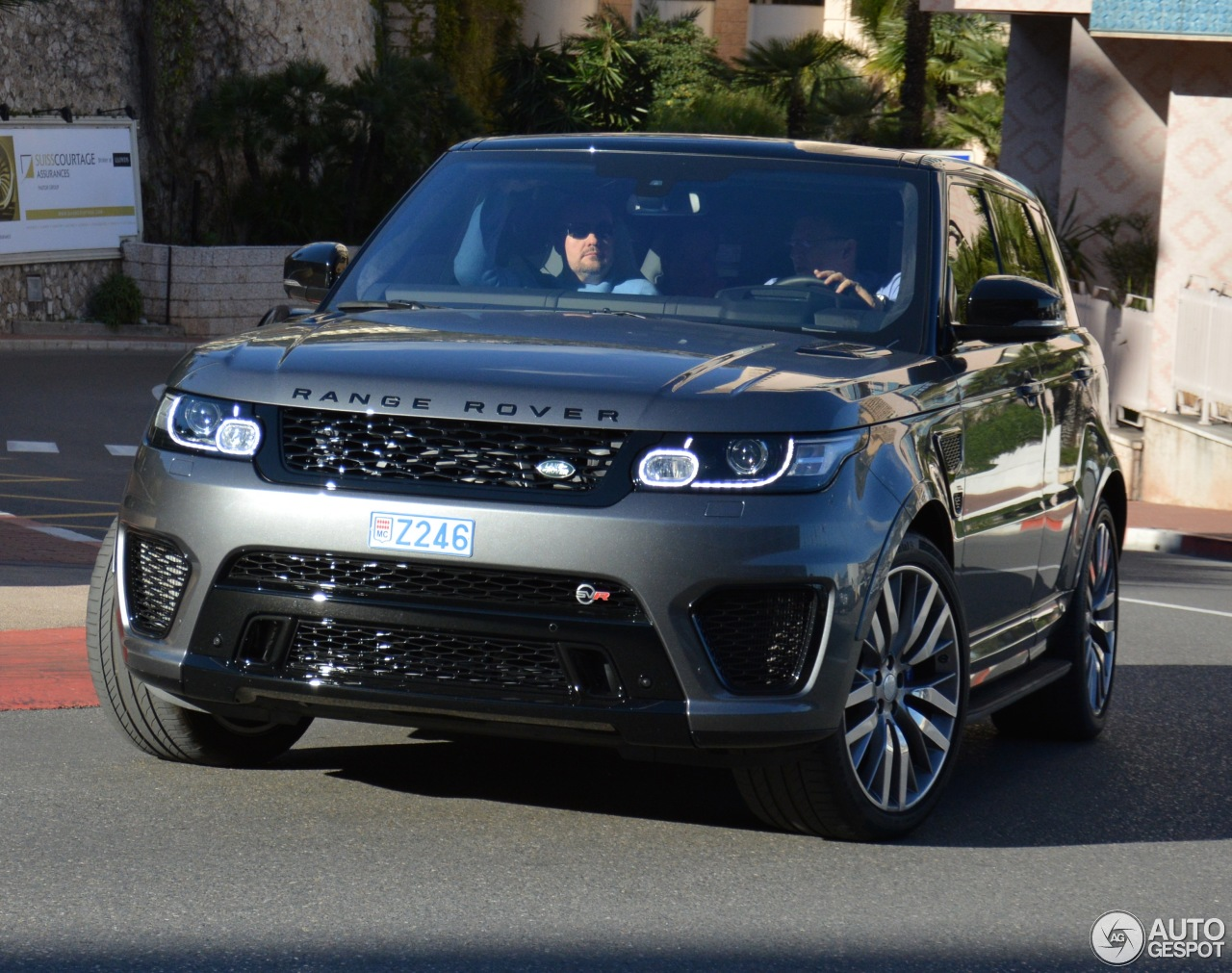 land rover range rover sport svr 26 february 2016. Black Bedroom Furniture Sets. Home Design Ideas