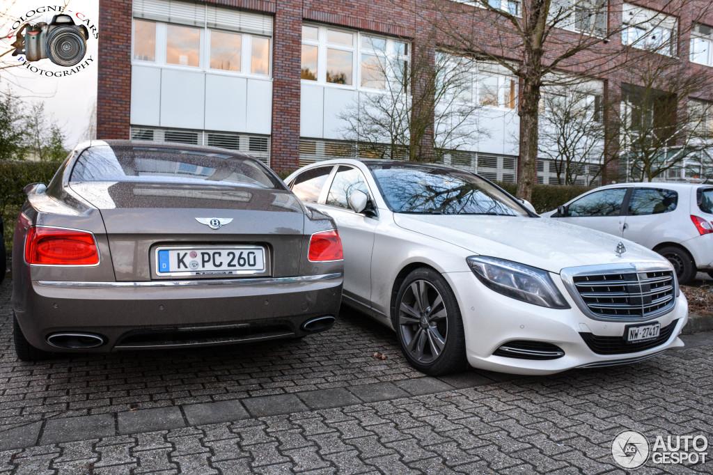 Mercedes Maybach S600 27 February 2016 Autogespot